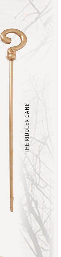 The Riddler Cane