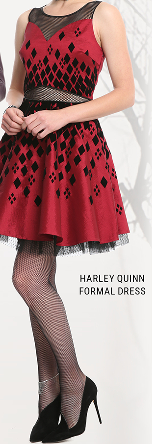 Harley Quinn Formal Dress