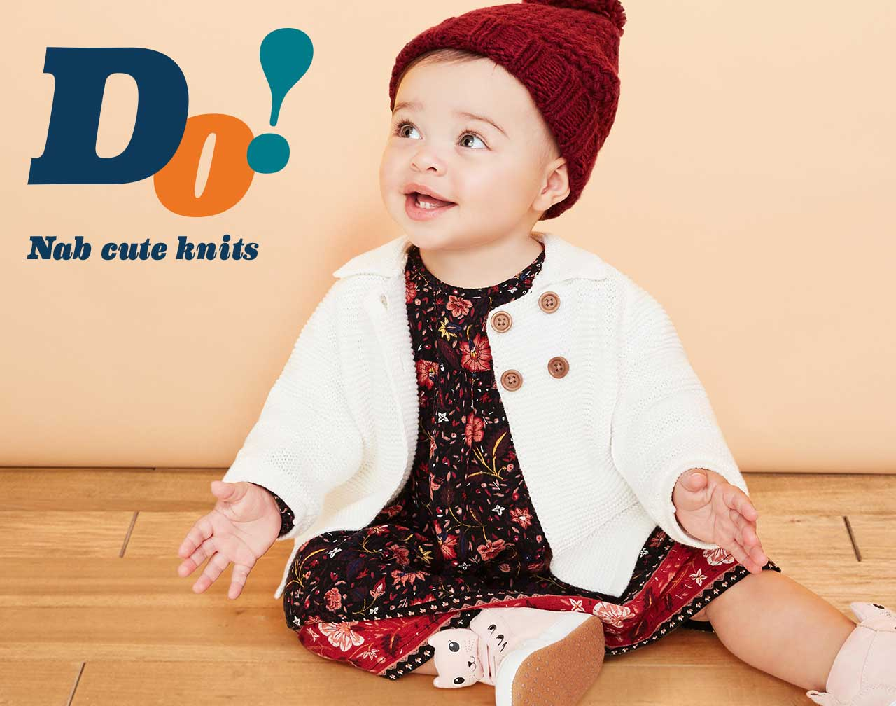 Do! Nab cute knits