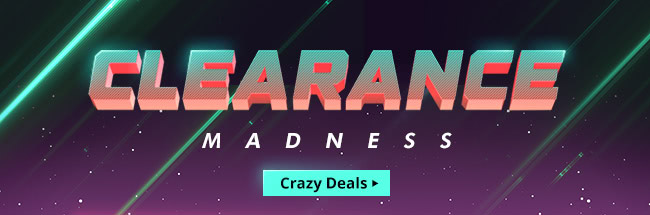 Clearance Madness