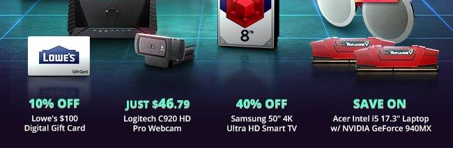 Crazy Deals >