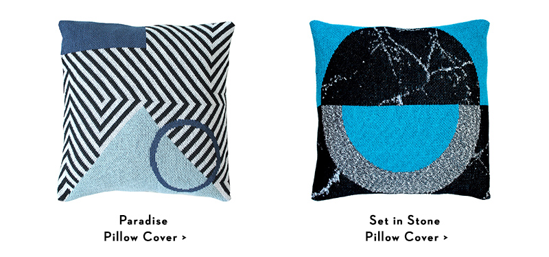 Cozy up to new pillows