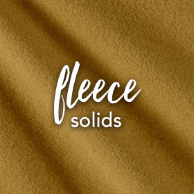 Fleece Solids