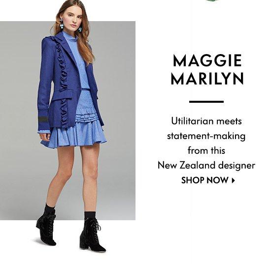 Shop Maggie Marilyn