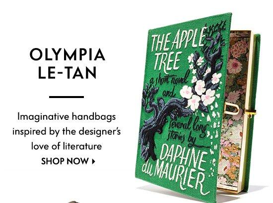 Shop Olympia Le-Tan