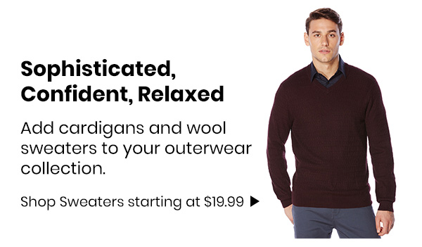Sophisticated Sweaters - SHOP NOW