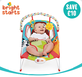 Bright Starts Pack of Pals Bouncer