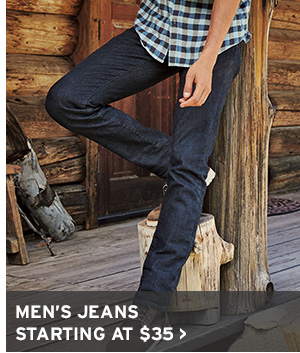STOCK UP NOW | SHOP MEN'S JEANS