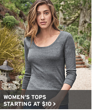 STOCK UP NOW | SHOP WOMEN'S TOPS