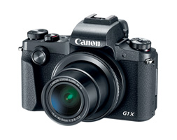 Canon Goes APS-C with PowerShot G1 X Mark III