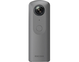 Ricoh Reaches 4K with 360° Theta V Spherical Camera