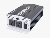 SlimLine 12 VDC to 110 VAC Power Inverters