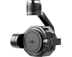 Just Announced: The New DJI Zenmuse X7 6K 3-Axis Gimbal Camera