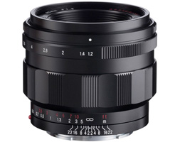 Voigtländer Announces Nokton 40mm f/1.2 Aspherical Lens for Sony E