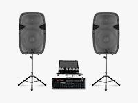 Stage Series Bluetooth StagePack12 V2 PA Package