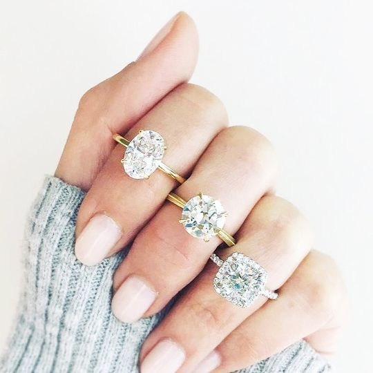This Engagement Ring Style Is Officially No Longer as Popular