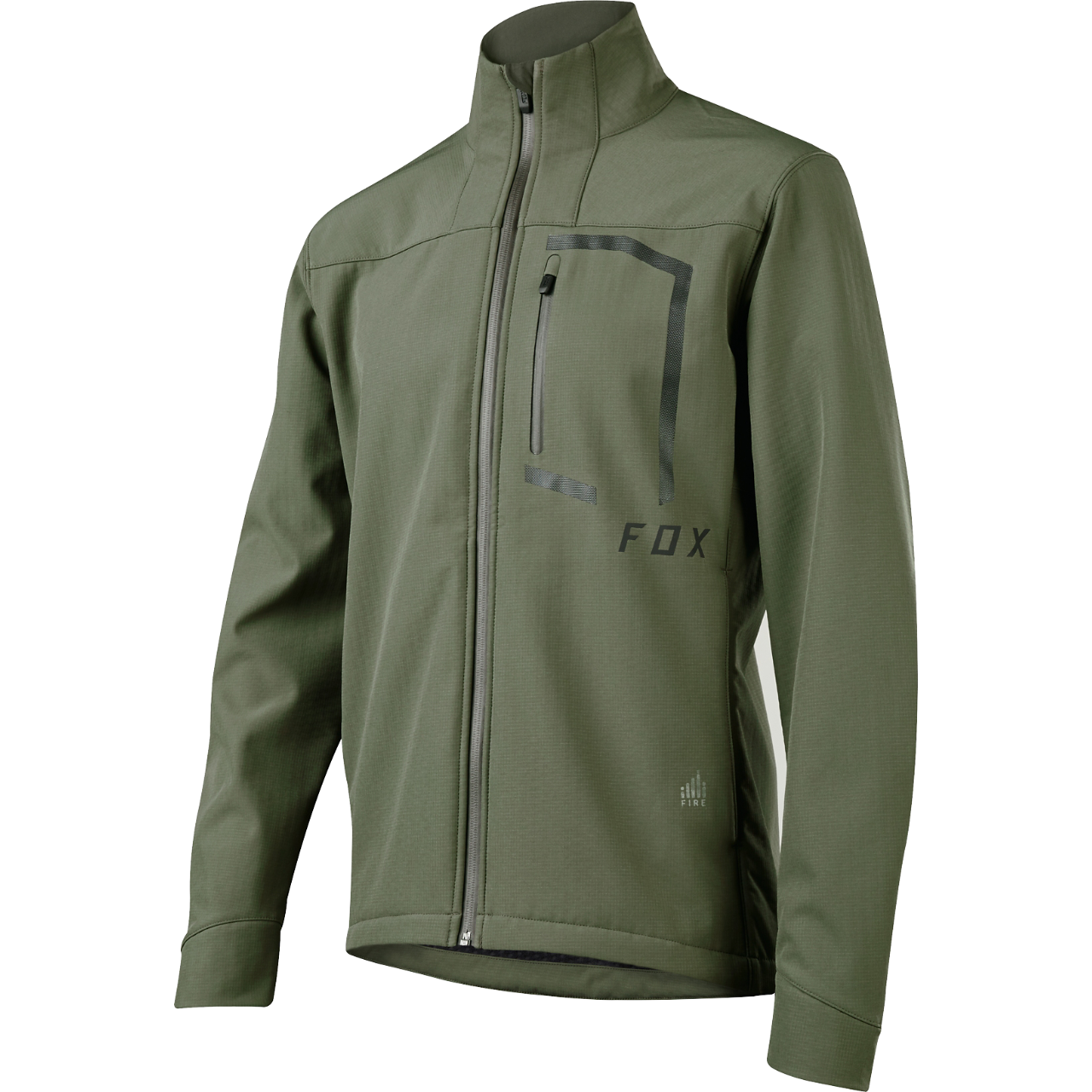 ATTACK FIRE SOFTSHELL JACKET