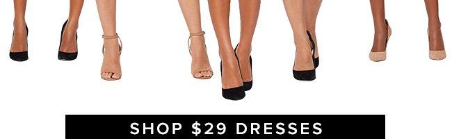 $29 Dresses