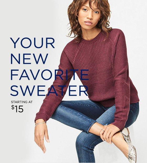 Sweaters Shop Girls