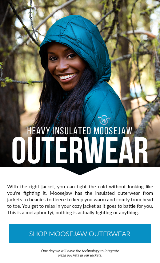 Heavy Insulated Moosejaw Outerwear
