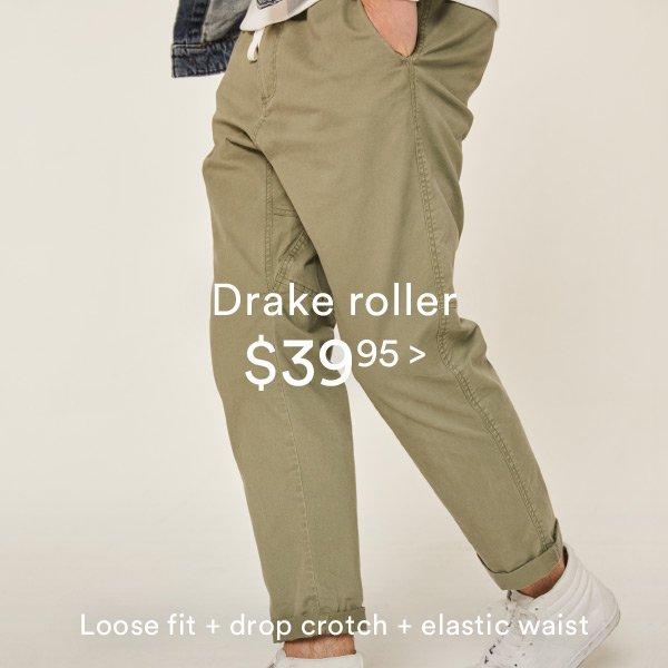 Drake Roller   Shop Now