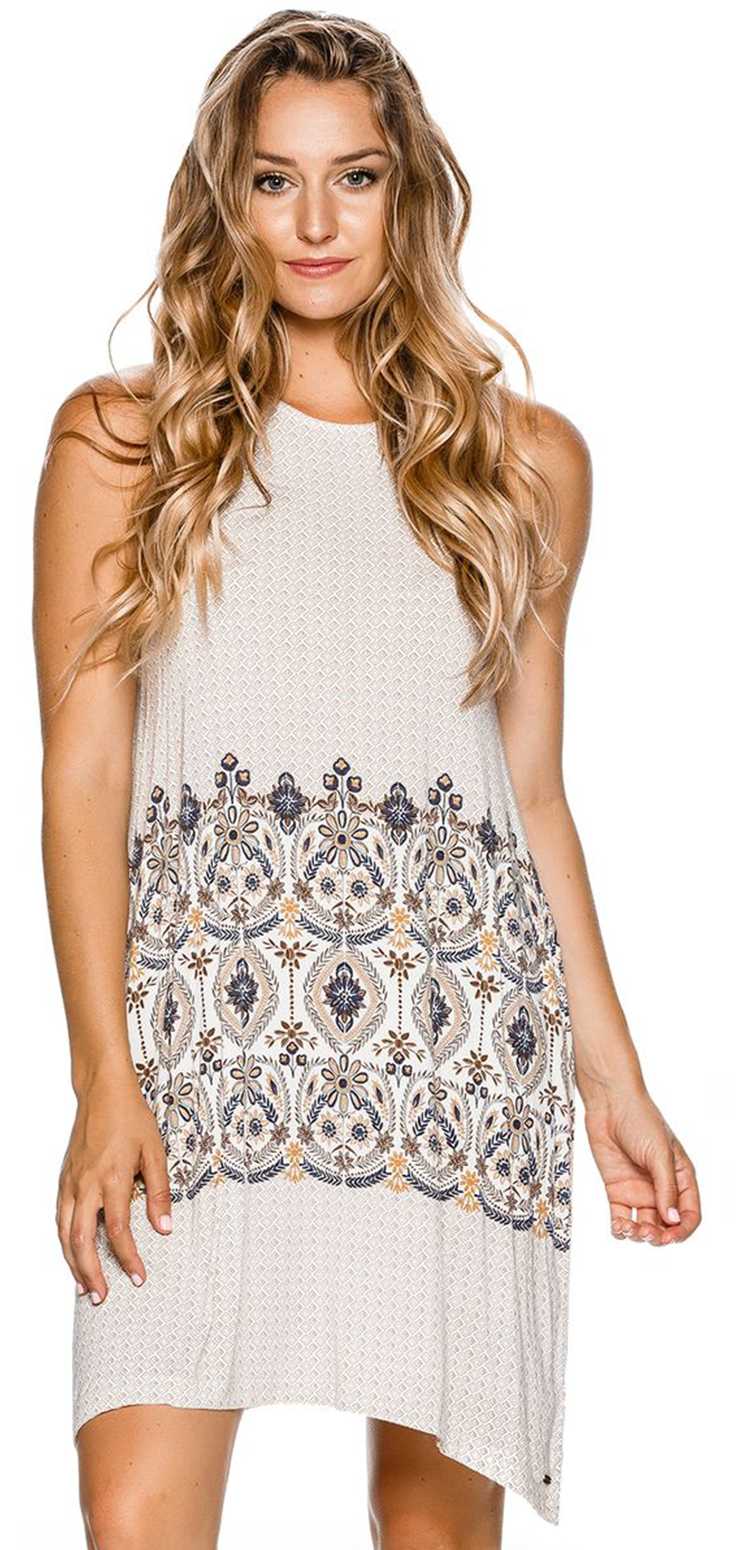 O'NEILL HAWTHORNE KNIT TANK DRESS