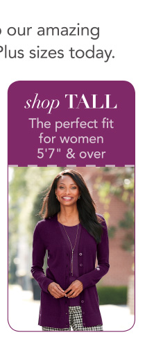 Shop Women's TAll