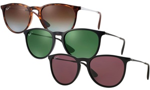 Ray-Ban Women's Erika Polarized Sunglasses