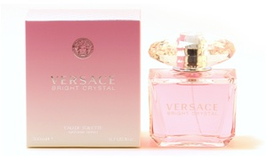 Versace Bright Crystal Eau de Toilette for Women (6.7 Fl. Oz.)