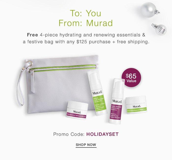 Free Gift + Bag