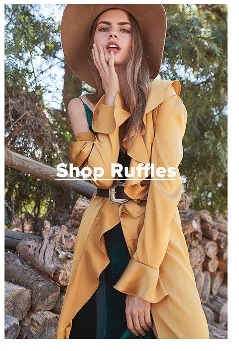 Shop Ruffles
