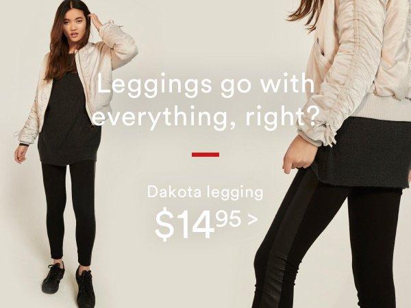 Dakota Legging | Shop Now