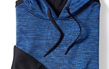 G4029 - Reebok Delta Small Logo Hoodie