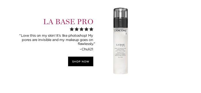 LA BASE PRO - SHOP NOW