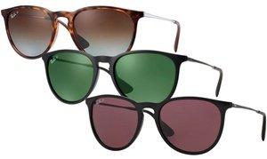 Ray-Ban Women's Erika Polarized Sunglasses