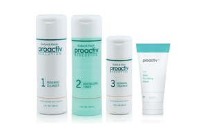 Proactiv 3-Step Acne Treatment System (60-Day Supply) With Bonus Mask