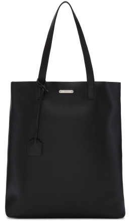 Saint Laurent - Black Bold Tote