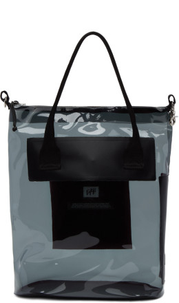 Eytys - Black PVC Void DP Tote