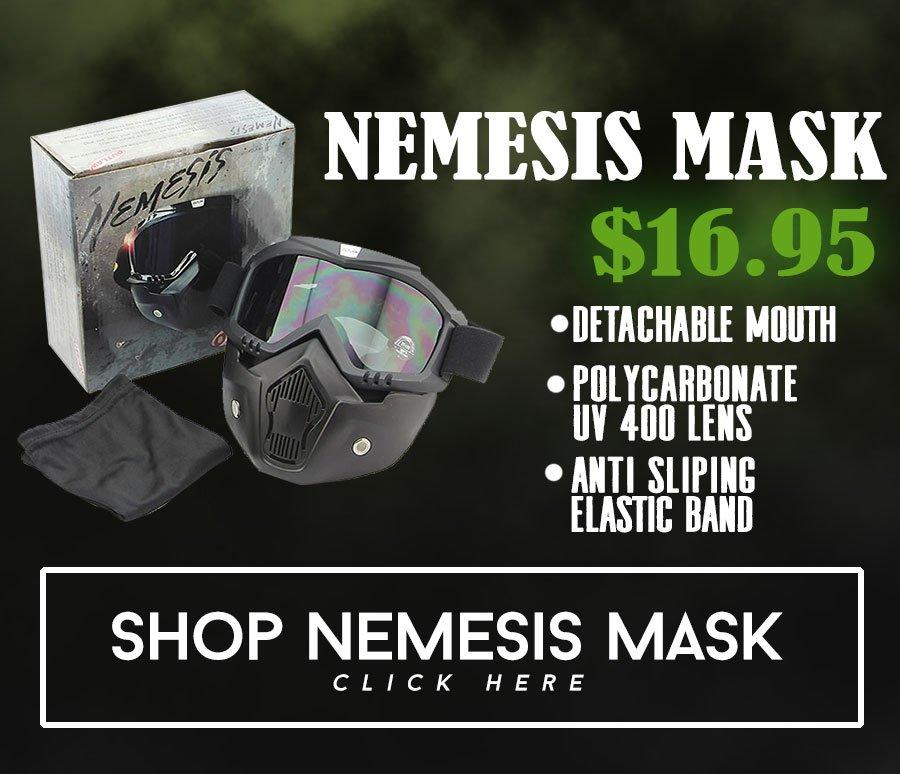 Shop Nemesis Mask and Nemesis Mask Bundles
