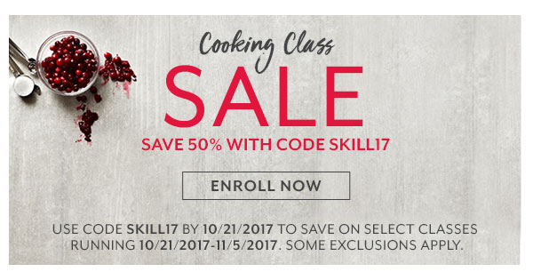 Culinary Sale