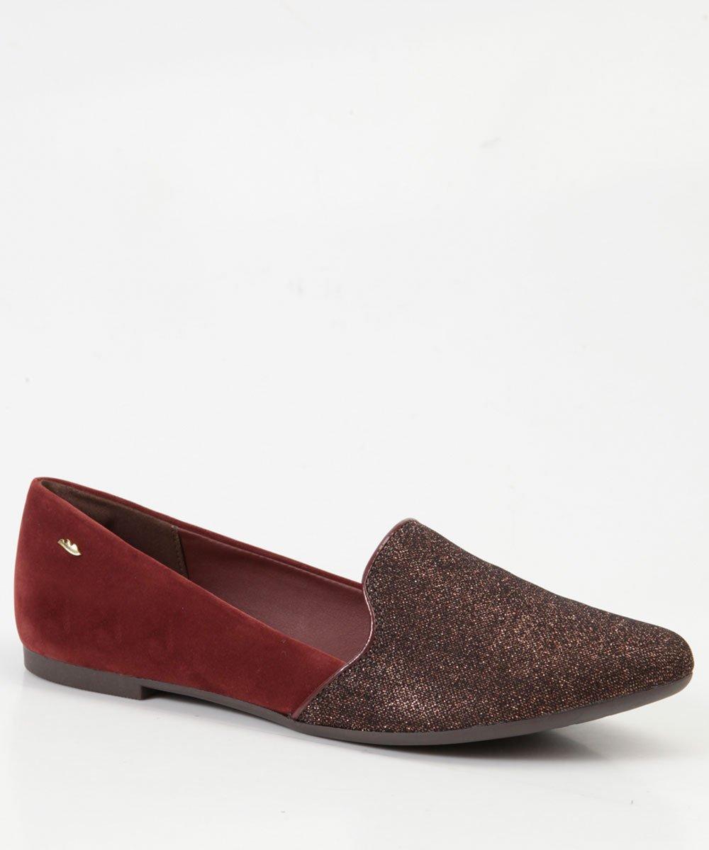 a62393c817 sapatilha feminina slipper brilho dakota b8573