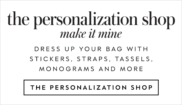 give it a twist. THE PERSONALIZATION SHOP