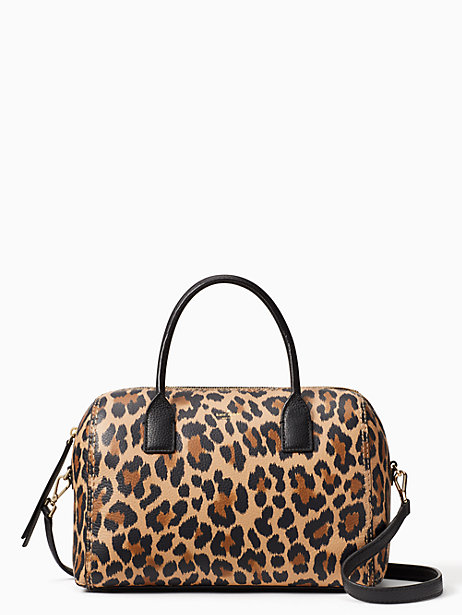 Dunne Lane Leopard-print Mega Lane