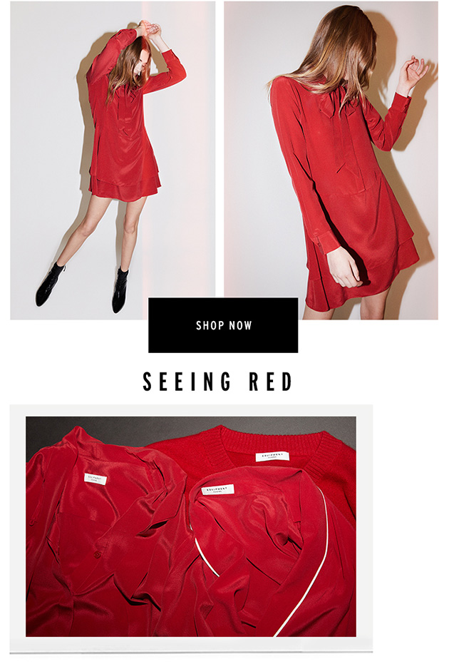 SEEING RED Shop Now>
