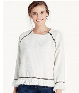 Shop Moon River Raglan Top