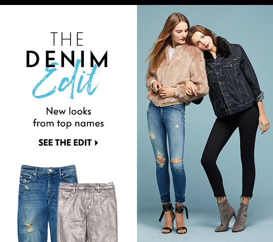 The Denim Edit