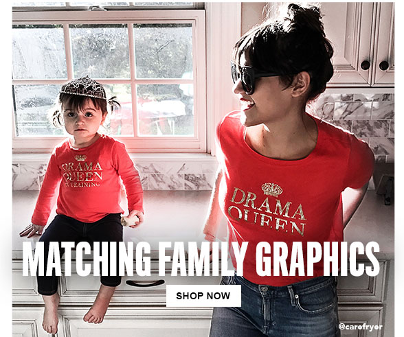 Matching Family Graphics