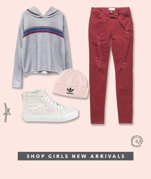 Shop Girls New Arrivals