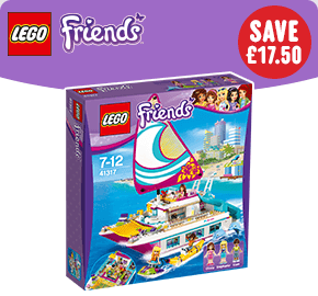 LEGO 41317 Friends Sunshine Catamaran