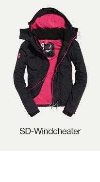 Pop Zip Hooded Arctic SD-Windcheater